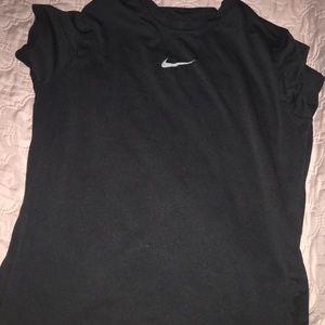 Nike exercise shirt